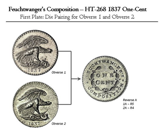 Feuchtwanger_Cent_FirstPlate-DiePairingObverses1and2-r2