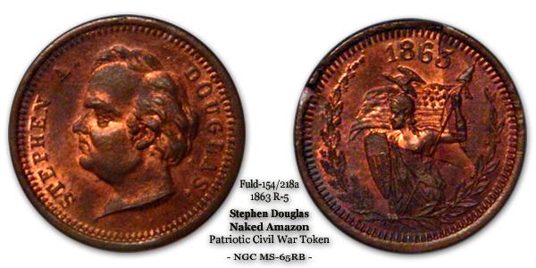 Fuld 154-218a Stephen Douglas Amazon