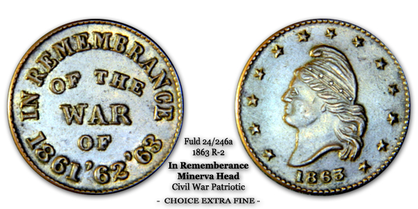 Fuld 24-246a, R-2 1863 In Remembrance of the War