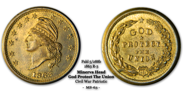 Fuld 5-288b God Protect The Union