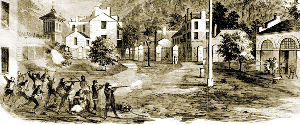 slavery and the religious views in the 19th century Views on slavery varied state by state, and among family members and  neighbors  but by the mid-nineteenth century, the ideological contradictions  between a  belief in individual liberty and a strong protestant evangelical faith— to move.