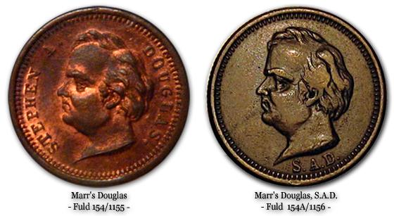 Marr's Douglas and Marr's Douglas S.A.D.