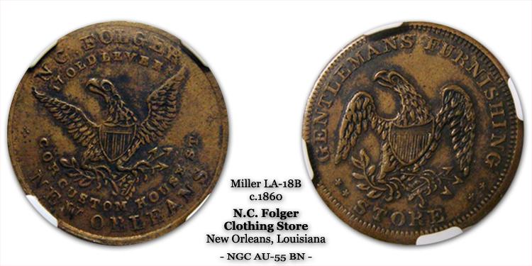 Miller LA-18B N.C. Folger