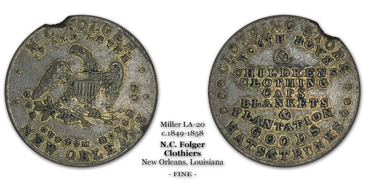 Miller LA-20 NC Folger