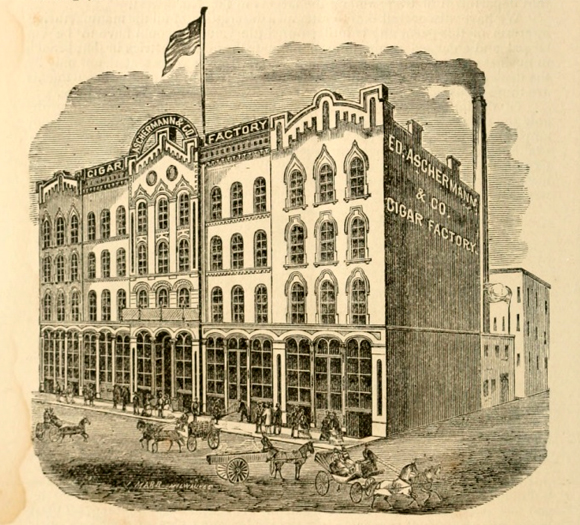 Aschermann's Cigar Factory