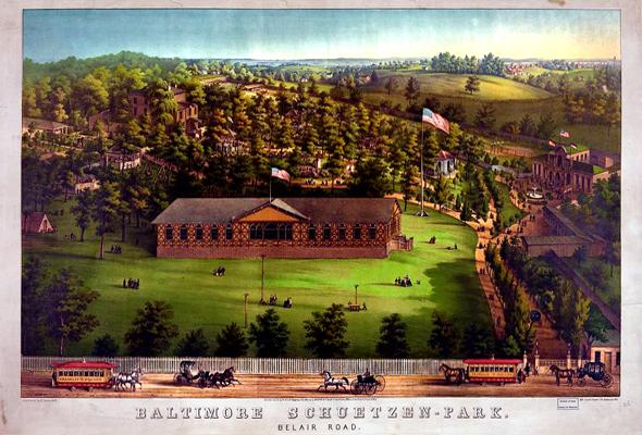 Baltimore's Schuetzen Park