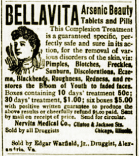 """Bella Vita"" Beautiful Life - Poisonous Arsenic Beauty"