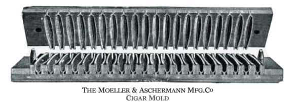Aschermann's Cigar Mold Invention