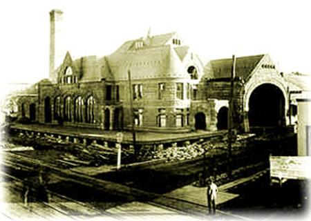 Gettysburg Electric Railway Token Photograph Power Plant