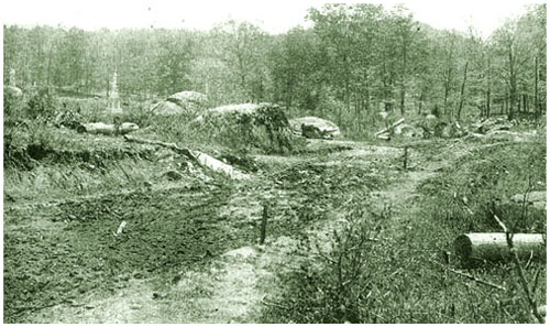 Gettysburg Electric Railway Token Photograph Harpers Weekly Magazine Desecration