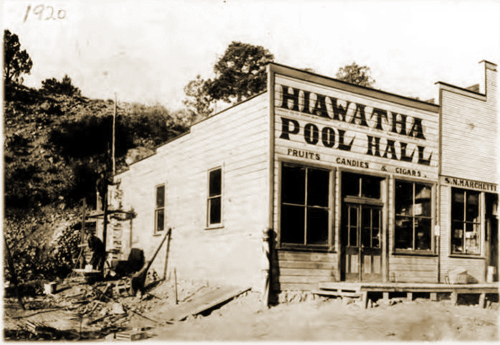 19th Century Downtown Historic Hiawatha