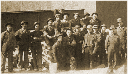 Carbon Coal and Coke Company Hiawatha Utah Miners