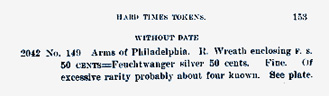Matthew Stickney Auction Listing - Lewis Feuchtwanger Philadelphia Corporation