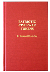 Patriotic Civil War Tokens