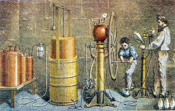 Rudimentary Bottling