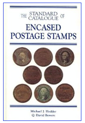 Standard Catalog of Encased Postage Stamps
