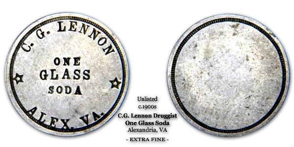 Unlisted CG Lennon Alexandria Virginia