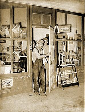 Dewar & Coalton OK Company Store