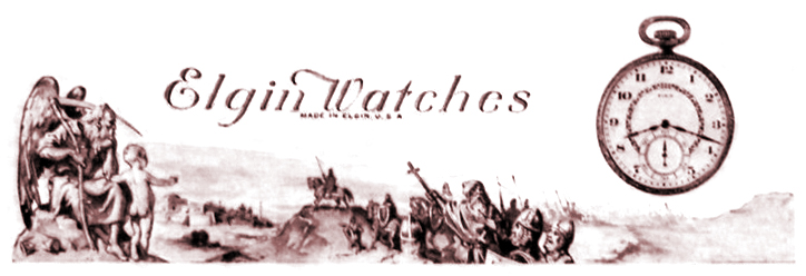 Elgin Watches in the 1920s