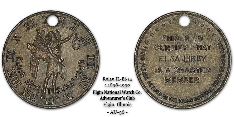 IL-EL-14 Elgin Adventurer's Club