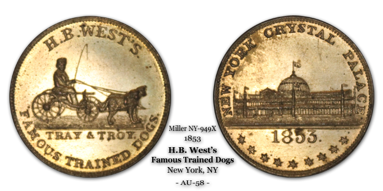 Miller NY-949X H.B. West's Trained Dogs