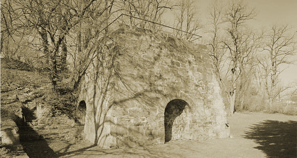 Remains of the Alleghany Furnace
