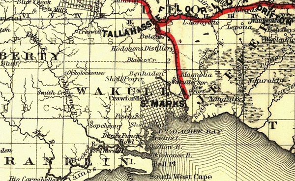 Floridas Tallahassee Rail Road Its Obsolete Scrip