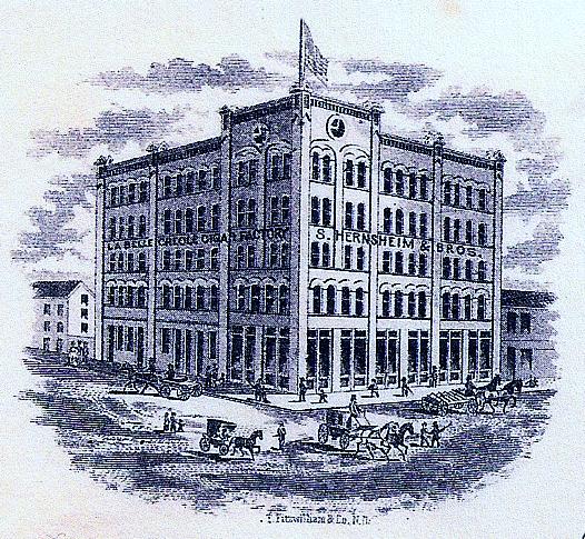 Hernsheim Building