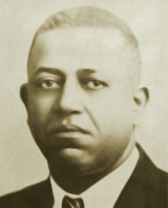 Frank B. Butler, circa 1930.