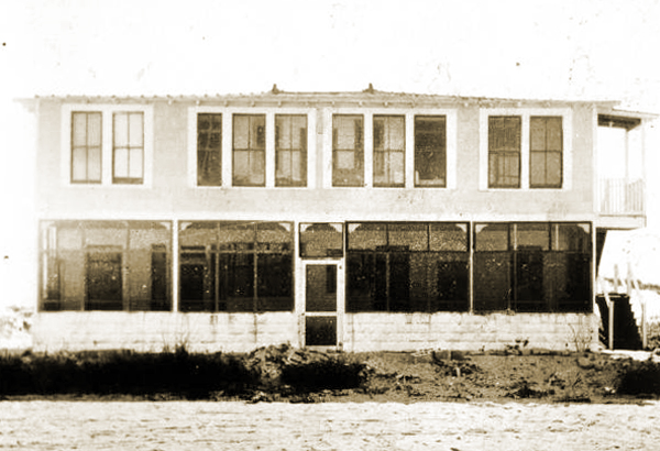 Home of Frank B. Butler at Butler Beach, Anastasia Island