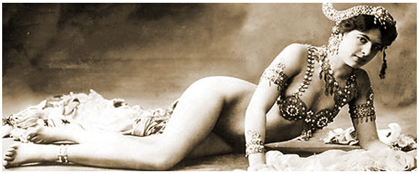 Mata Hari Model Artists