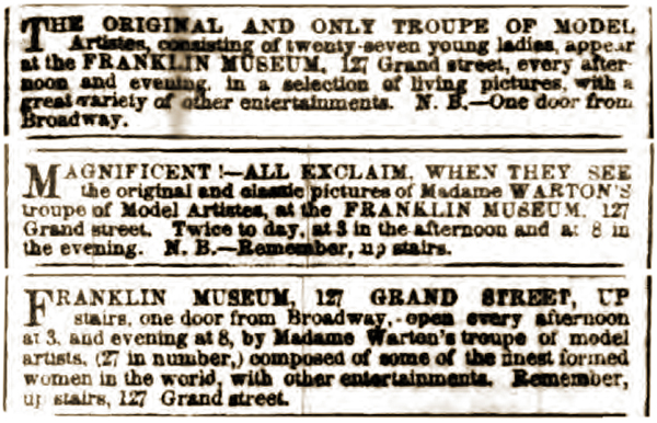 The New York Herald, September 1st 1856