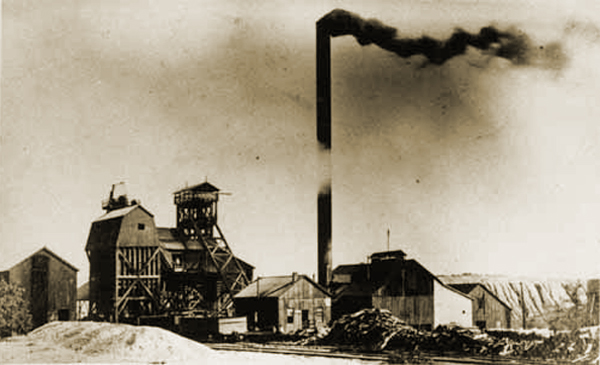 Thurber No.10 Mine