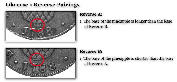 Obverse1-ReversePairings