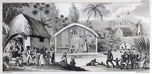 Slaves in Barbadoes