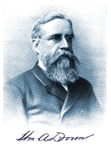 William A. Drown