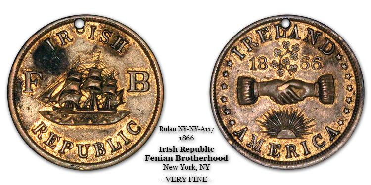 Rulau NY-NY-A117, Wright-494
