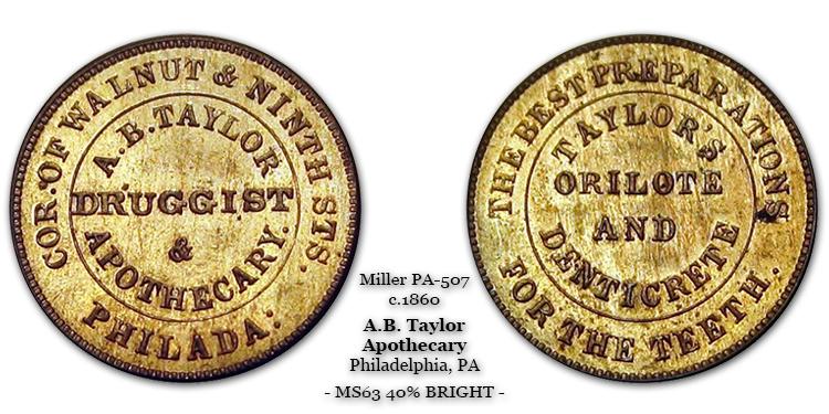Miller PA-507 A.B. Taylor