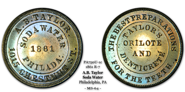 Fuld PA750U-1c A.B. Taylor