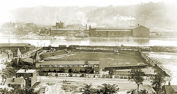 Exposition Park c.1900s