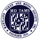 MDTAMS - Maryland Token & Medal Society
