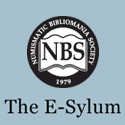 The E-Sylum by the Numismatic Bibliomania Society