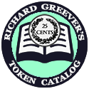 Richard Greever's Token Catalog